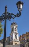 St. The virgin Mary church Plovdiv Royalty Free Stock Photo