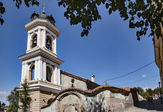 St. The virgin Mary church Plovdiv Stock Images