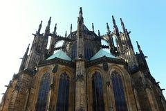 St. Vit catedral Stock Image