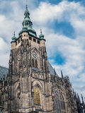 St Vit Cathedral, Prague Royalty Free Stock Photography