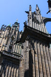 St. Vita`s Cathedral in Prague, Czech Republic Royalty Free Stock Photos