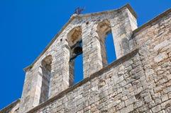 St. Vito church. Martina Franca. Puglia. Italy. Royalty Free Stock Photography