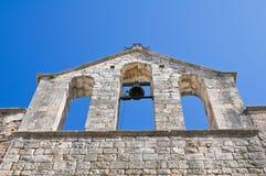 St. Vito church. Martina Franca. Puglia. Italy. Stock Photography