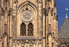 St.Vitus大教堂 免版税库存图片
