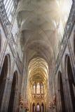 St Vitus大教堂 免版税库存照片