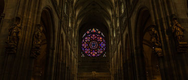 St Vitus大教堂IV 库存图片