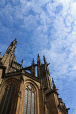 St. Vitus Cathedral Royalty Free Stock Photo