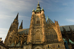 St Vitus Cathedral Stock Images