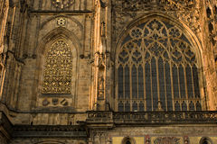 St Vitus Cathedral Royalty Free Stock Photos