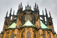 St Vitus Cathedral Royalty Free Stock Photo