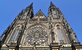 St Vitus Cathedral Stockfotografie
