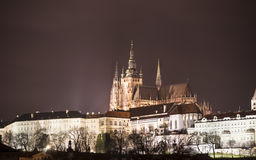 St Vitus Cathedral Photographie stock