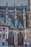 St Vitus Cathedral Fotografia Stock Libera da Diritti
