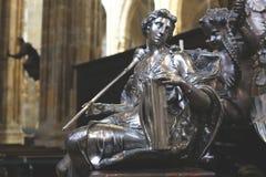 St Vitus Cathedral Fotos de archivo libres de regalías