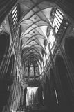 St Vitus Cathedral Lizenzfreie Stockfotos