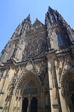 St Vitus Cathedral Stock Foto's