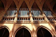 St Vitus Cathedral Imagem de Stock