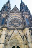 St Vitus Cathedral Royalty Free Stock Photography
