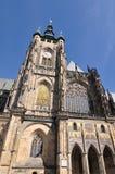 St Vitus Cathedral di Praga Fotografia Stock Libera da Diritti