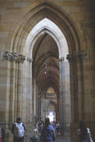 St. Vitus Cathedral Royalty Free Stock Photography