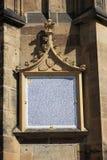 St. Vitus Cathedral, het Kasteel van Praag Royalty-vrije Stock Afbeelding