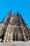 St.Vitus Cathedral, Hradcany Prague Castle Royalty Free Stock Images