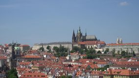 St Vitus Cathedral a Praga archivi video