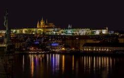 St Vitus Cathedral - Praga Fotos de Stock Royalty Free