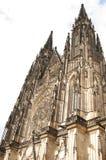 St. Vitus Cathedral, Praga - República Checa Fotografía de archivo libre de regalías