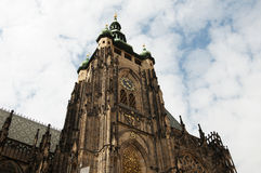 St. Vitus Cathedral, Praga - República Checa Fotos de archivo libres de regalías