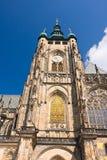 St Vitus Cathedral a Praga, repubblica Ceca Fotografie Stock