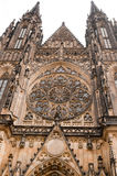 St. Vitus Cathedral (Prague) Stock Photography