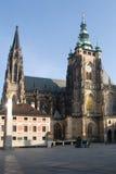 St Vitus Cathedral, Prague Royalty Free Stock Photo