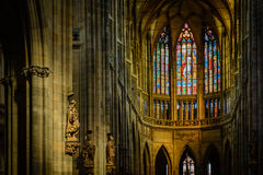 St Vitus Cathedral Prague Royalty Free Stock Photo
