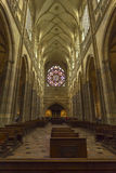 St. Vitus Cathedral, Prague Stock Images