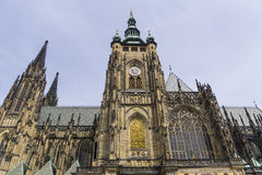 St. Vitus Cathedral Stock Photos