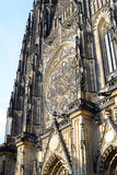 St. Vitus Cathedral. Royalty Free Stock Photo