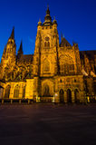 St Vitus Cathedral, Prague, Czech Republic Royalty Free Stock Images