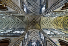 St. Vitus Cathedral, Prague Royalty Free Stock Photos