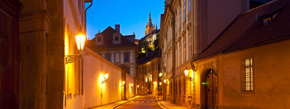 St Vitus Cathedral, Prague Royalty Free Stock Photos