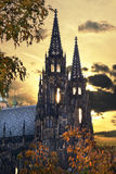 St. Vitus Church in Hradcany, Prague Stock Image