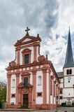 St. Vitus church, Veitshochheim, Germany Stock Photo