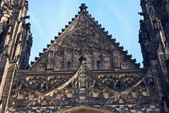 St.Vitus katedra Obraz Royalty Free