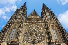 St Vitus katedra Fotografia Stock