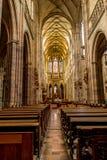 St Vitus katedra Obrazy Royalty Free