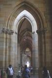 St Vitus katedra Fotografia Royalty Free