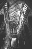 St Vitus katedra Zdjęcia Royalty Free