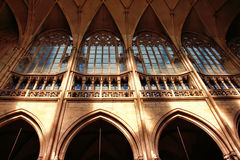 St Vitus katedra obraz stock