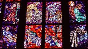 St Vitus katedra w Praga zdjęcia royalty free