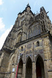 St Vitus kathedraal, Praag Royalty-vrije Stock Foto